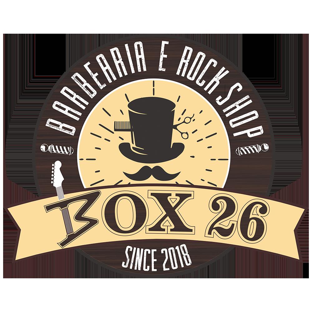 Barbearia Box 26