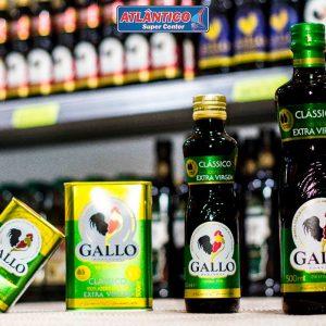 Gallo: a primeira marca Portuguesa de azeite de oliva no mundo!